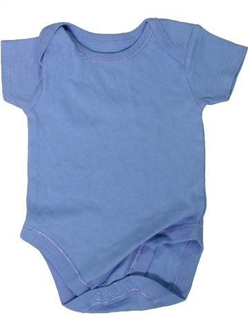 Camiseta de manga corta niño NUTMEG azul 6 meses verano #1311769_1