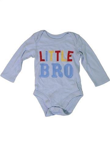 Camiseta de manga larga niño NUTMEG azul 9 meses invierno #1311774_1