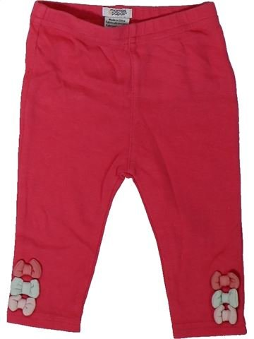 Legging niña MAMAS & PAPAS rojo 6 meses verano #1311809_1