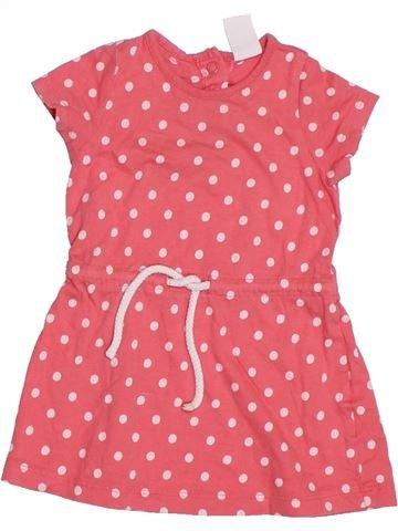 Vestido niña H&M rosa 3 meses verano #1311848_1