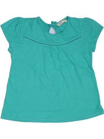 Camiseta de manga corta niña NEW LOOK verde 7 años verano #1311856_1