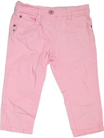 Pantalón corto niña NEXT rosa 9 años verano #1311868_1