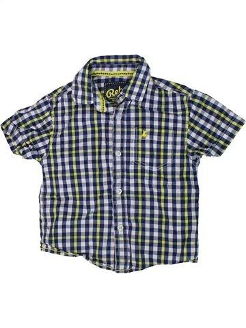Camisa de manga corta niño PRIMARK azul 3 años verano #1311872_1
