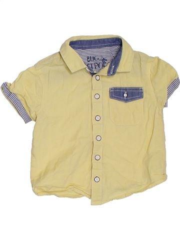 Camisa de manga corta niño BUG PATROL beige 18 meses verano #1311881_1