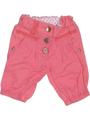 Pantalón niña NEXT rosa 6 meses verano #1311885_1