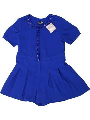 Combinación corta niña NEXT azul 6 años verano #1311971_1