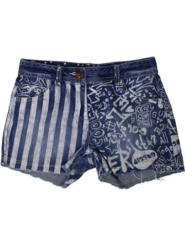 Short-Bermudas niña NEXT azul 9 años verano #1312009_1