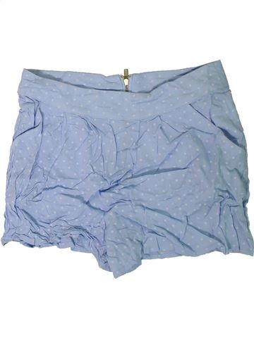 Short-Bermudas niña NEW LOOK azul 9 años verano #1312066_1