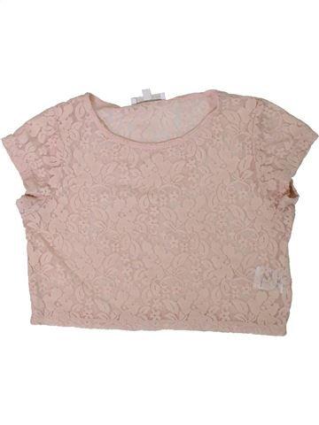 Camiseta de manga corta niña CHARLES VÖGELE gris 12 años verano #1312080_1