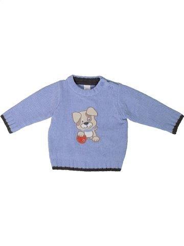 jersey niño C&A azul 3 meses invierno #1312106_1