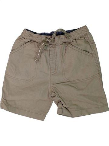 Short-Bermudas niño MATALAN marrón 5 años verano #1312139_1