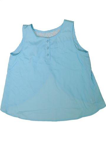 Blusa de manga corta niña PRIMARK azul 12 años verano #1312157_1