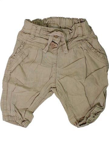 Pantalón niña NEXT beige 9 meses verano #1313841_1