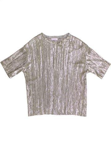 Camiseta de manga corta niña KYLIE gris 12 años verano #1314018_1