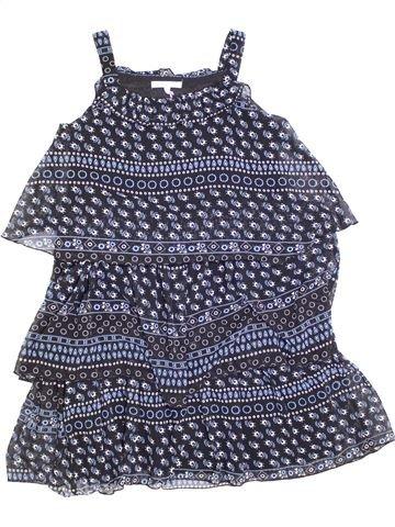 Vestido niña MARKS & SPENCER azul 13 años verano #1314136_1