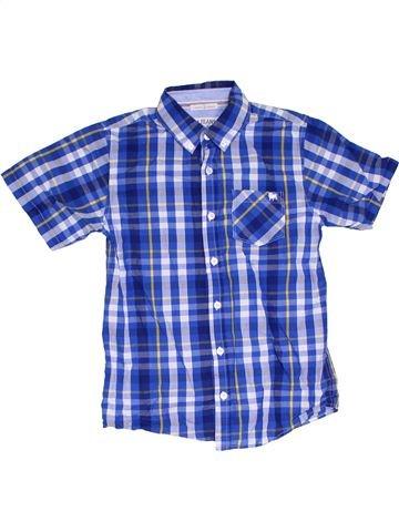 Camisa de manga corta niño JASPER CONRAN azul 12 años verano #1314643_1