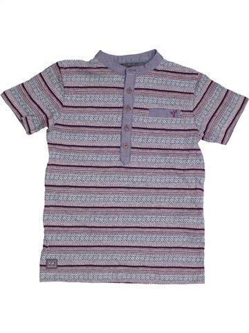 T-shirt manches courtes garçon RJR JOHN ROCHA gris 9 ans été #1314853_1
