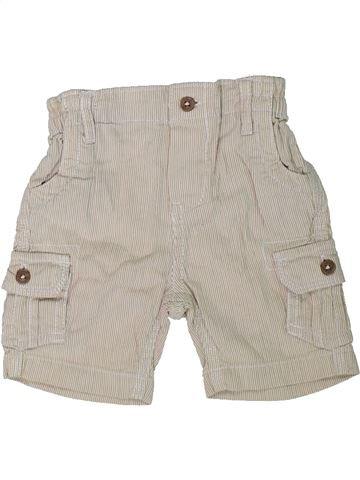 Short - Bermuda garçon JASPER CONRAN beige 6 mois été #1316488_1
