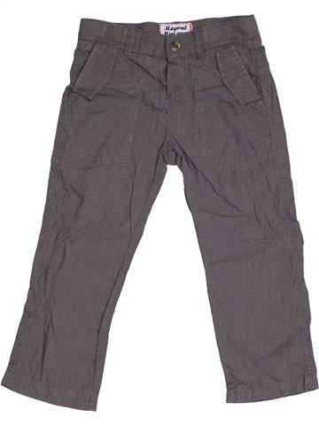 Pantalón niño MAYORAL gris 3 años verano #1318439_1