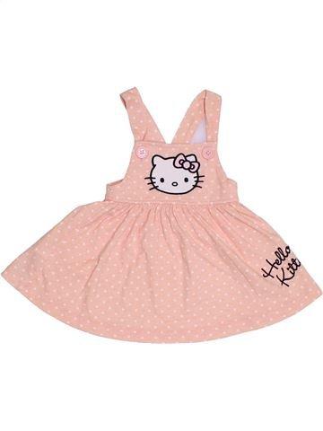 Vestido niña HELLO KITTY rosa 6 meses verano #1319172_1