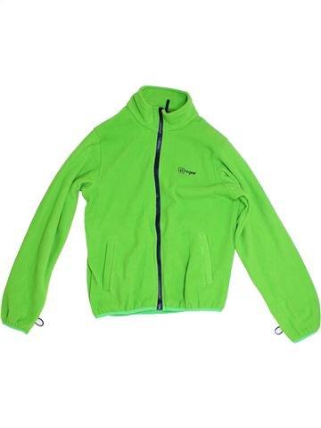 Pull garçon HIGEARS vert 12 ans hiver #1320508_1