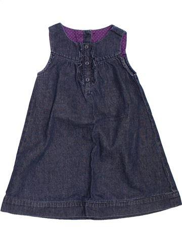Robe fille BOUT'CHOU bleu 2 ans été #1321224_1