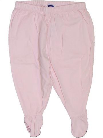 Pantalón niña CHICCO rosa 3 meses verano #1321337_1