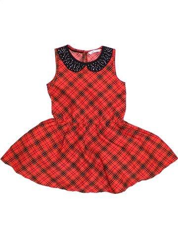 Robe fille MEXX rouge 7 ans été #1322043_1