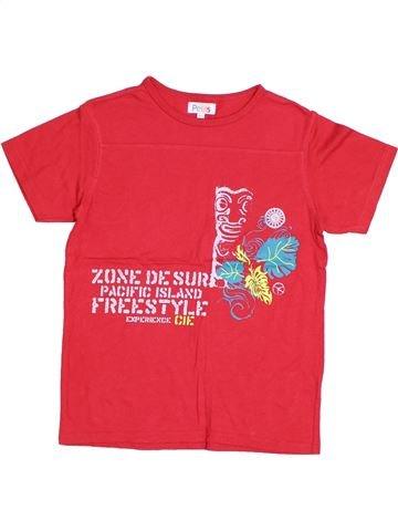 Camiseta de manga corta niño LA COMPAGNIE DES PETITS rojo 12 años verano #1322841_1