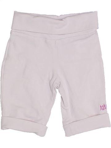 Pantalón niña MEXX blanco 3 meses verano #1323235_1
