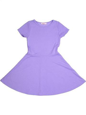 Robe fille BLUEZOO violet 9 ans été #1323859_1