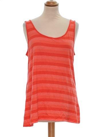 Camiseta sin mangas mujer E-VIE 42 (L - T2) verano #1324176_1