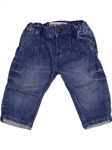 Tejano-Vaquero niño QUIKSILVER azul 6 meses verano #1324193_1