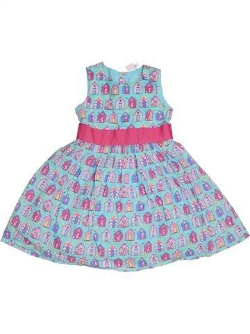 Vestido niña MINI CLUB azul 2 años verano #1324990_1