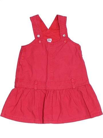 Robe fille NANO & NANETTE rouge 12 mois été #1325105_1