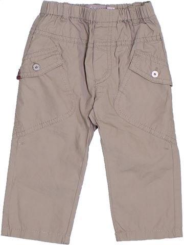 Pantalon garçon BOBOLI gris 9 mois été #1325394_1