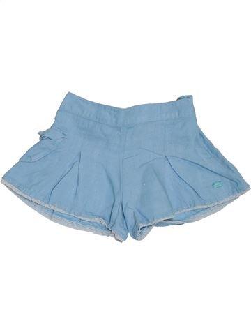 Short-Bermudas niña LILI GAUFRETTE azul 3 años verano #1326991_1