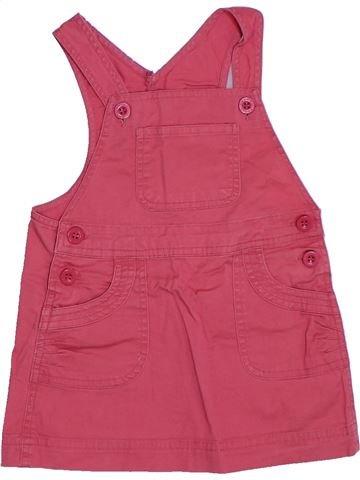 Vestido niña PETIT BATEAU rosa 2 años verano #1326998_1