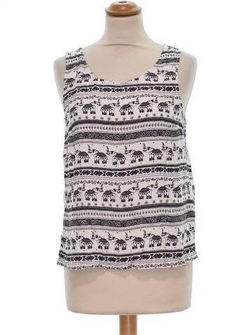 Camiseta sin mangas mujer H&M 40 (M - T2) verano #1327746_1