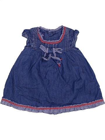 Robe fille MAYORAL bleu 3 mois été #1327855_1