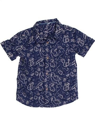 Camisa de manga corta niño MOTHERCARE azul 3 años verano #1328338_1