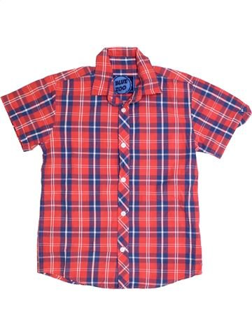 Camisa de manga corta niño BLUEZOO rosa 10 años verano #1328423_1