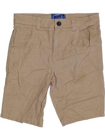 Short - Bermuda garçon BLUEZOO beige 9 ans été #1328722_1