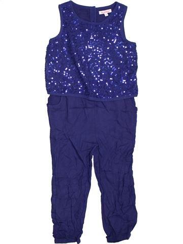 Combinación larga niña BLUEZOO violeta 4 años verano #1328802_1