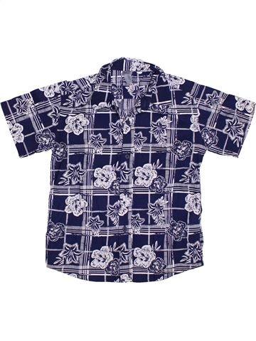Chemise manches courtes garçon OCEAN PACIFIC bleu 6 ans été #1328803_1