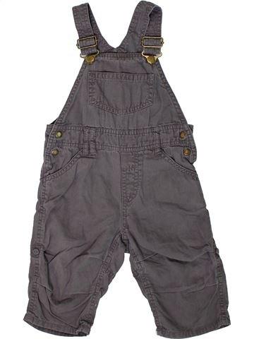 Salopette garçon H&M gris 12 mois été #1329402_1