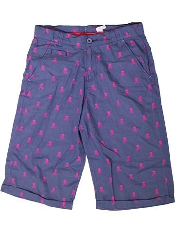 Short - Bermuda garçon M&CO bleu 12 ans été #1329490_1