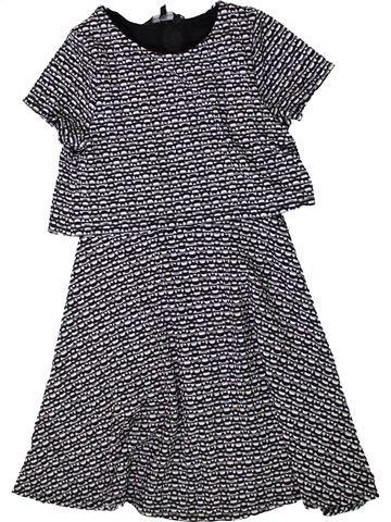 Robe fille CANDY COUTURE gris 9 ans été #1330384_1