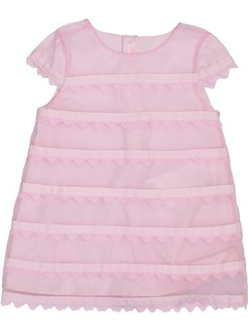 Vestido niña MAYORAL rosa 6 meses verano #1330436_1