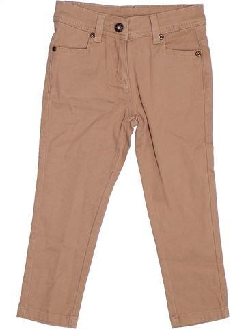 Pantalon fille NEXT marron 4 ans hiver #1330544_1